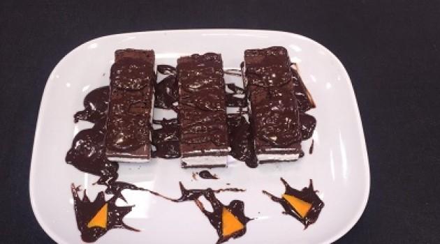Ver Fırına Ünal Tutucu'nun Çikolata Soslu Süt Dilimi Tatlısı Tarifi 26.05.2015