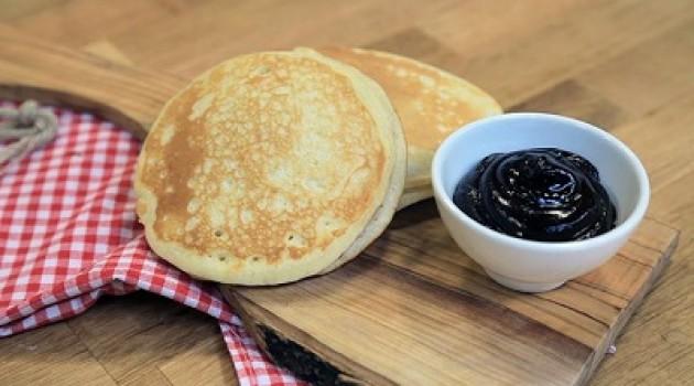 Arda'nın Mutfağı Çikolatalı Pancake Tarifi 04.10.2015