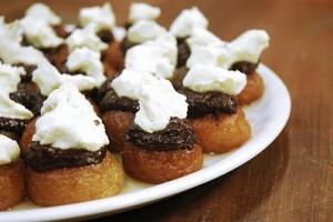 Arda'nın Ramazan Mutfağı Çikolata Soslu Kemalpaşa Tatlısı Tarifi 21.06.2015