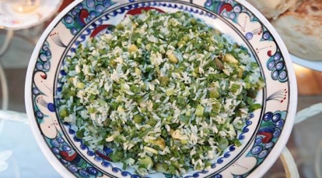 Nursel'in Mutfağı Pirinç Salatası Tarifi 01.06.2015