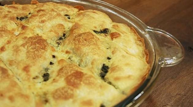 Arda'nın Ramazan Mutfağı Ispanaklı El Açma Börek Tarifi 21.06.2015
