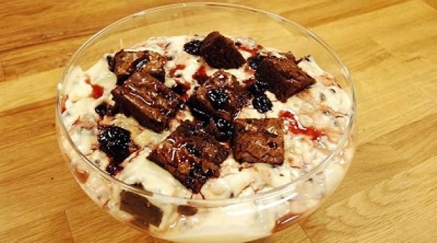 TV8 Arda'nın Mutfağı Brownili Puding Tarifi 31.05.2015