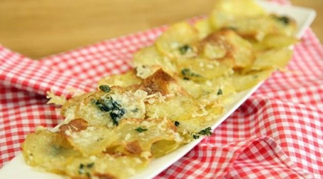 Arda'nın Mutfağı Aromatik Patates Cipsleri Tarifi 21.02.2015