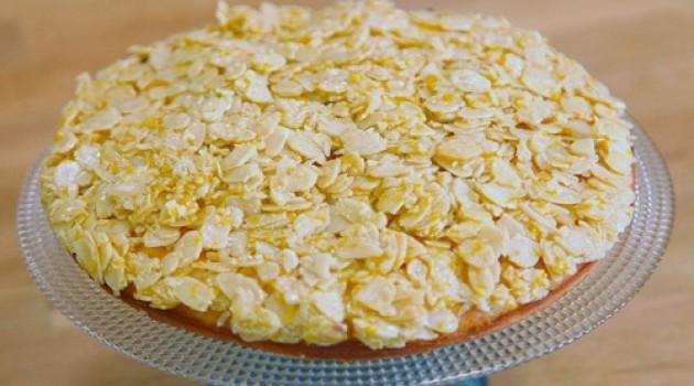 Arda'nın Mutfağı Ballı Bademli Kek Tarifi 22.02.2015