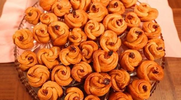 Nursel'in Mutfağı Cevizli Gül Tatlısı Tarifi 19.02.2015