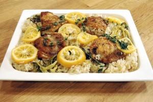 Arda'nın Mutfağı Limonlu Tavuklu Pilav Tarifi 28.02.2015