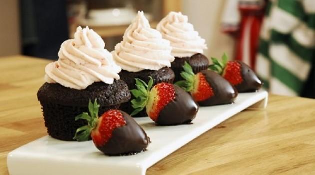 Arda'nın Mutfağı Sevgili Cupcake Tarifi 14.02.2015