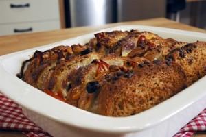 Arda'nın Mutfağı Sıralı Ekmekler Tarifi 15.02.2015