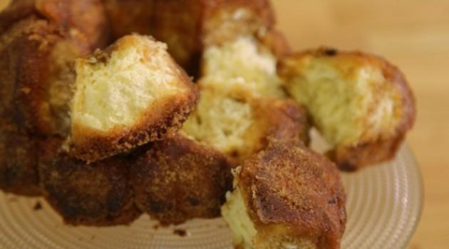 Arda'nın Mutfağı Top Top Tatlı Ekmek Tarifi 28.02.2015