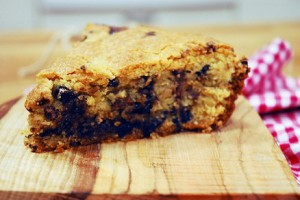 Arda'nın Mutfağı Vişneli Çikolatalı Tava Kurabiye Tarifi