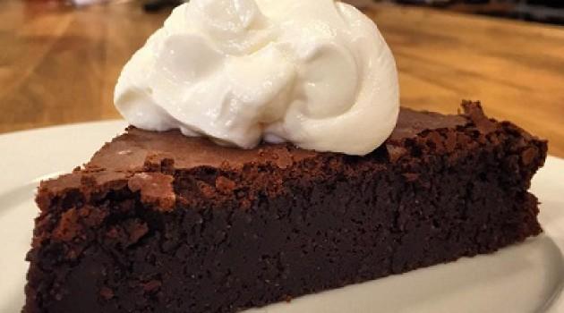 Arda'nın Mutfağı Çikolatalı Islak Turta Tarifi 15.03.2015