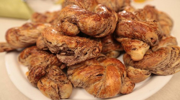 Nursel'in Mutfağı Fiyonk Çörek Tarifi 23.03.2015