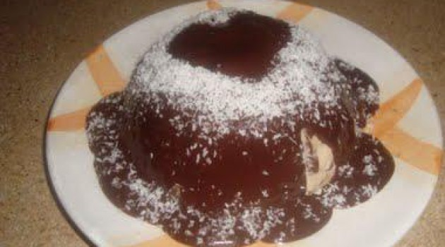 Çikolatalı Halleyli Pasta Tarifi