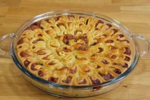 Arda'nın Mutfağı Etli Çiçek Börek Tarifi 01.03.2015