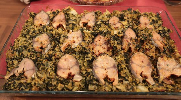 Nursel'in Mutfağı Balık Pilaki Tarifi 26.03.2015