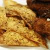 Arda'nın Mutfağı Lavaş Cipsi-Salsa ve Yoğurt Sos Tarifi 22.03.2015