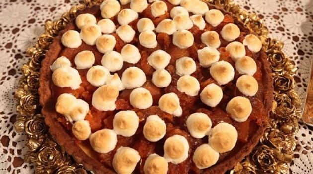 Nursel'in Mutfağı Merengli Pasta Tarifi 10.03.2015