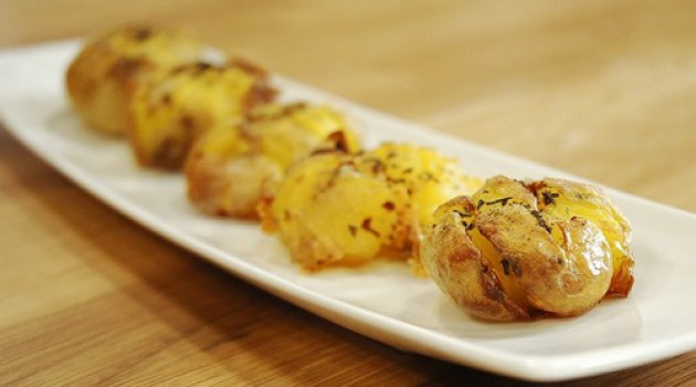Arda'nın Mutfağı Parçalı Patatesler Tarifi 21.03.2015