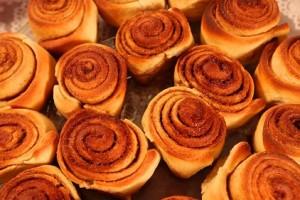 Nursel'in Mutfağı Tarçınlı Çörek Tarifi 04.03.2015