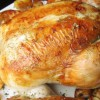 Fırında Bütün Tavuk Tarifi