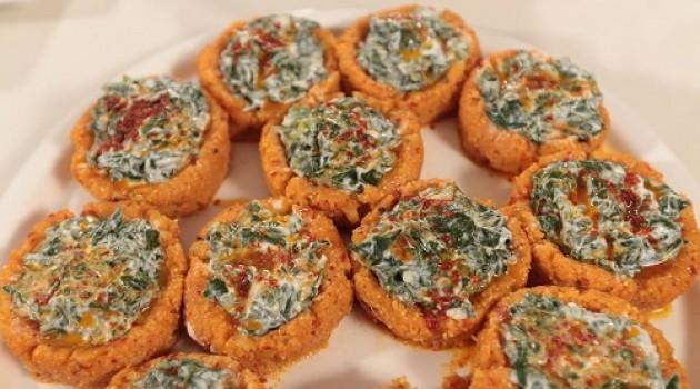 Nursel'in Mutfağı Ispanaklı Patates Çanağı Tarifi 07.04.2015