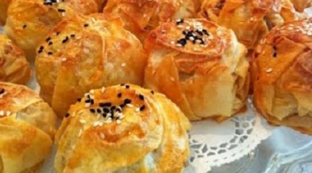 Yeşil Elma Peynirli Kabaklı Börek Tarifi 28.04.2015