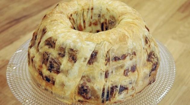 Arda'nın Mutfağı Kıymalı Patatesli Börek Tarifi 05.04.2015