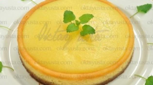Yeşil Elma Mangolu Cheesecake Tarifi 22.04.2015