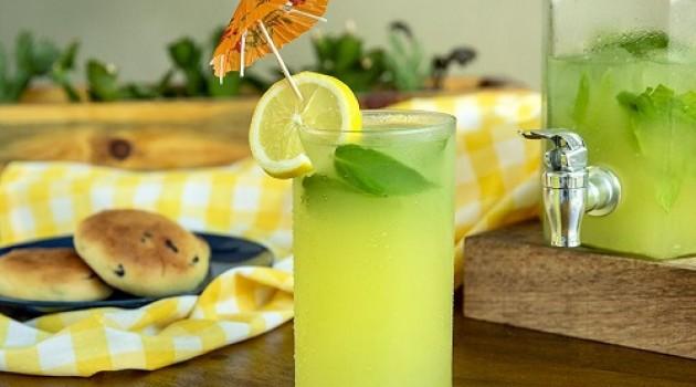 1 Portakal 1 Limon Limonatası Tarifi