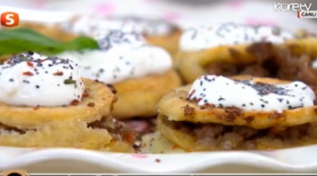 Gülenay ile Pasta Börek Tarhanalı İrmikli Toplar Tarifi 24.07.2015