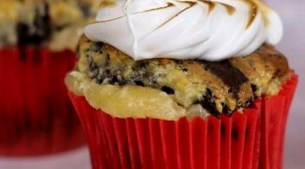 Trt 1 Pastane Çikolatalı Cheesecakeli Cupcake Tarifi 07.10.2015