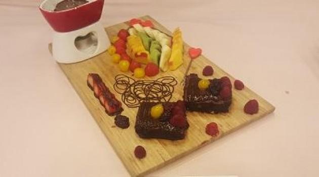 Tv8 Ver Fırına Onur Akbaş'ın Çikolatalı Browni ve Fondü Tarifi 20.10.2015