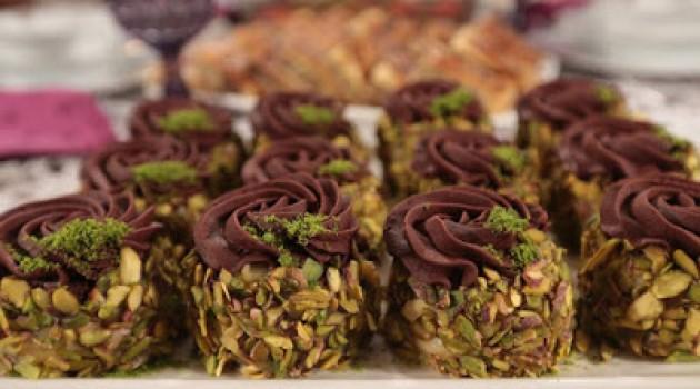 Nursel'in Mutfağı Kara Orman Pastası Tarifi 22.10.2015