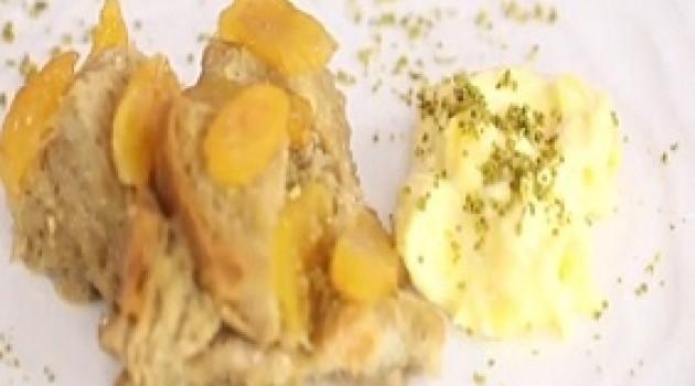 Trt 1 Pastane Kayısılı Ekmekli Puding Tarifi 08.10.2015