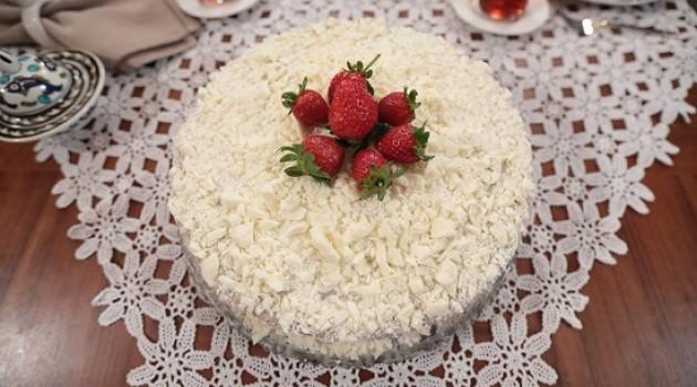 Nursel'in Mutfağı Beyaz Çikolatalı Pasta Tarifi 01.12.2015
