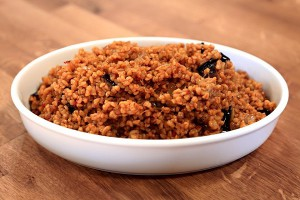 Arda'nın Mutfağı Patlıcanlı Bulgur Pilavı Tarifi 21.11.2015