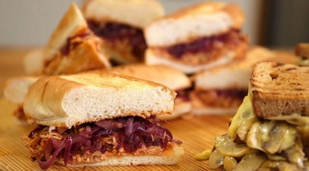 Arda'nın Mutfağı Tavuklu Islak Sandviç Tarifi 06.12.2015