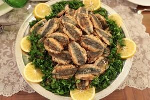 Nursel'in Mutfağı Hamsi Kuşu Tarifi 13.01.2016
