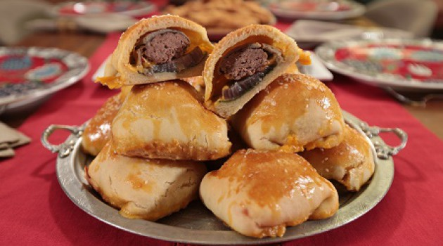 Nursel'in Mutfağı Kapalı Hamburger Tarifi 05.01.2016