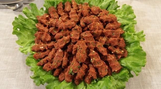 Nursel'in Mutfağı Patatesli Çiğ Köfte Tarifi 11.01.2016