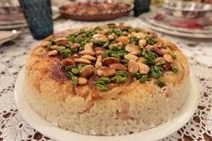 Nursel'in Mutfağı Fıstıklı Pilav Tarifi 27.01.2016