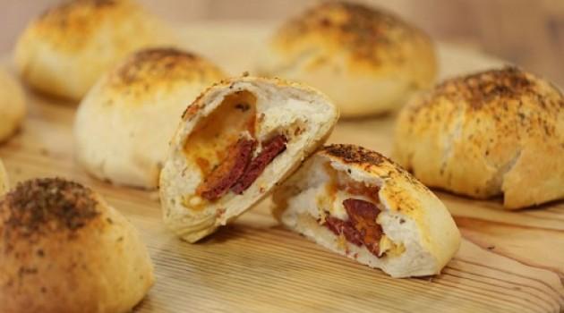 Arda'nın Mutfağı Pizza Topları Tarifi 03.01.2016
