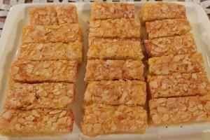 Nursel'in Mutfağı Çay Saati Menüsünden Portakal Dilimi Tarifi 12.01.2016