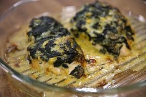Arda'nın Mutfağı Ispanaklı Peynirli Tavuk Tarifi 27.02.2016