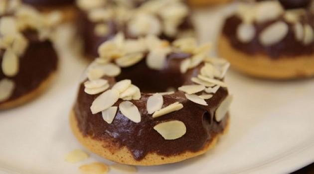 Arda'nın Mutfağı Fıstık Ezmeli Donut Tarifi 27.02.2016