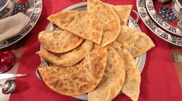 Nursel'in Mutfağı Ispanaklı Çibörek  Tarifi 17.02.2016