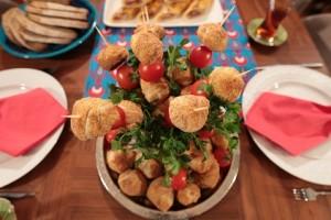 Nursel'in Mutfağı Çay Saati Menüsünden Top Börek  Tarifi 12.02.2016