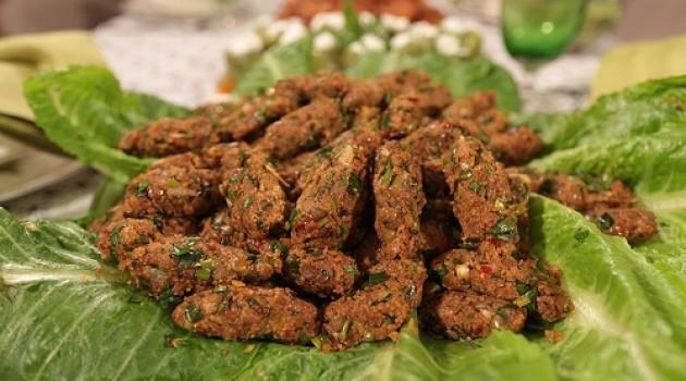 Nursel'in Mutfağı Yeşil Mercimek Köftesi Tarifi 01.03.2016