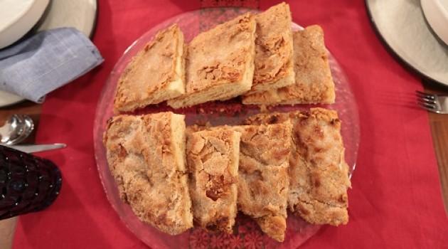 Nursel'in Mutfağı Şekerli Pide Tarifi 31.03.2016