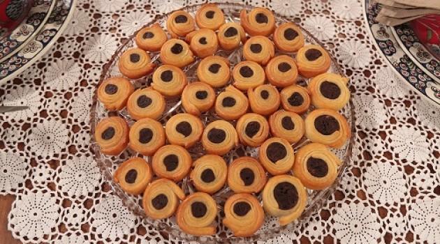 Nursel'in Mutfağı Karagöz Tatlısı Tarifi 04.03.2016